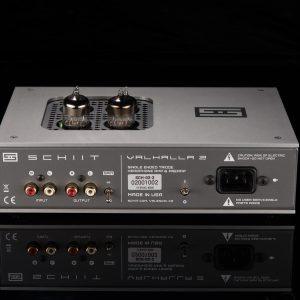 Valhalla 2 - Single Ended Triod OTL Headphone Amplifier EU-526
